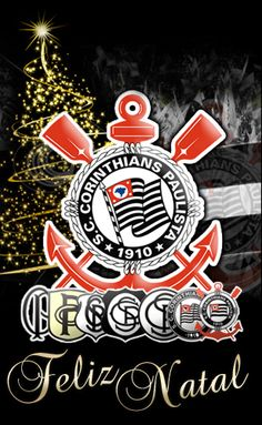 Feliz Natal ! Sport Club Corinthians Paulista