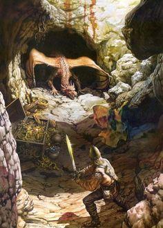 siegfried and sigmund | Dragons - DRACO - FAFNIR / Fåvne - SMAUG THE… - SAPHIRA - Le blog ...