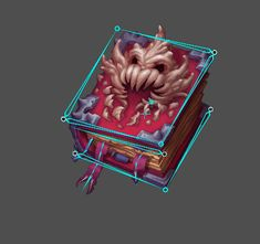 ArtStation - Book of Dead, Val Tea Ui Animation, Animation Reference, Game Ui Design, Icon Design, Game Effect, Magic Art, Art Challenge, Fantasy Characters, Animated Gif