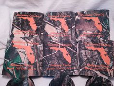 Camo Wedding Koozies Design 158547778 by odysseycustomdesigns