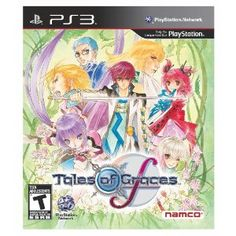 Tales of Graces f (Video Game)  http://www.picter.org/?p=B002I0K2J4