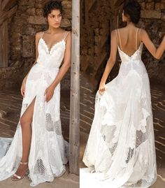 Such a beautiful wedding dress! We just love this open back style 💕 Tag your girls to see if they like this … .… Such a beautiful wedding dress! We just love this open back style 💕 Tag your girls to see if they like this … . Lace Beach Wedding Dress, Wedding Dress Gallery, Wedding Beach, Beach Weddings, Spring Wedding, Destination Wedding, Bridal Dresses, Bridesmaid Dresses, Prom Dresses