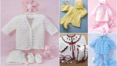 Bebek Örgü Modelleri 78 Farklı Örnek İle Bebek Örgüleri