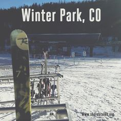 Winter Park, CO (especially the Mary Jane area of the resort) is my favorite place to ski in Colorado. Buy $2 slices at Pepperoni's in the lodge. This place will always have a special place in my heart.