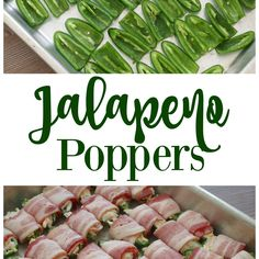 Serve these Cheesy Bacon Jalapeno Poppers at your next party and watch how fast they disappear!