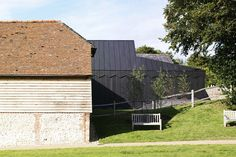 Adam Richards Architects have recently reinvented the highly popular Ditchling Museum of Art + Craft in East Sussex wining this year's WAN Adaptive Reuse Awards.