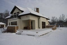 Projekt domu Benedykt - wariant C