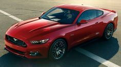 2015 Ford Mustang officially unveiled