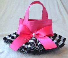 Pequeños bolsos Tutu Tutu bolsas de París a por FairyTotesCouture