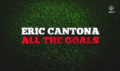 Eric Cantona - All The Goals