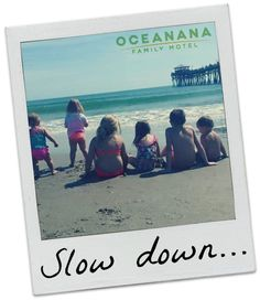 Throwback to that moment you have etched in your memory. You know which one. Our children grow up too fast...and we just want time to slow down. #ThrowbackThursday #Oceanana
