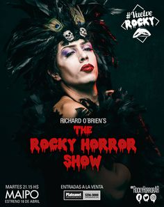 Rocky Horror Show, Movie Posters, Movies, Theatres, Concerts, Film Poster, Films, Movie, Film