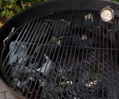 """How to Set Up the """"Snake Method"""" for Low and Slow BBQ: I'm going to answer one of the most asked questions, how do you light and set up your BBQ for a low and slow cook.I like to use the snake method for low and slow cooks. Weber Bbq Recipes, Snake, This Or That Questions, Weber Grill Recipes, Snakes"""