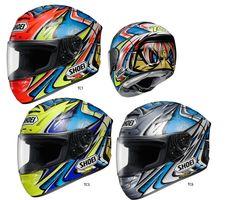 Shoei - X-Twelve Daijiro Memorial Helmet