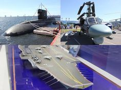 Slideshow : Russia's International Maritime Defence show - Russia's International Maritime Defence show: 11 images you can't miss - The Economic Times