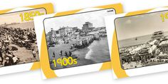 Take your classroom to the beach with our Seaside Through The Ages Display Photos. With vivid photos, they'll make your lessons king of the (sand) castle Display Photos, Photo Displays, Primary School, Pre School, Ks1 Classroom, Bucket And Spade, Creative Teaching, Teaching Ideas, A4