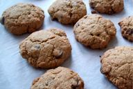 Chocolate Chip Cookies - whole grain and like ... Field's cookies with oats that provide ...