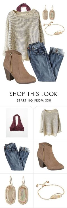 """""""Don't worry. Sometimes everything is going wrong for all the right reasons."""" by swwbama ❤ liked on Polyvore featuring Free People, J.Crew, Journee Collection and Kendra Scott"""