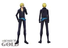 'ONE PIECE: GOLD' MOVIE: STRAW HAT PIRATES OUTFITS REVEALED   ONE PIECE GOLD