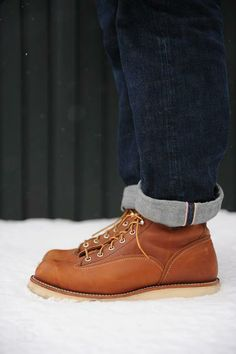 Red Wing Lineman model #2904