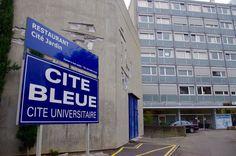 Cité Universitaire - Cité bleue Blue