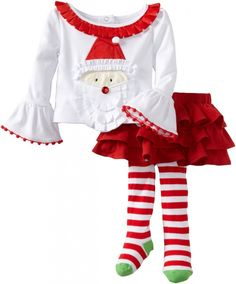 Mud Pie Baby-Girls Infant Clothing for Christmas 1