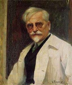 Alphonse Mucha autoportrait