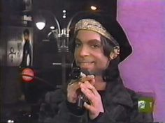 Prince on Total Request Live (TRL) MTV - Greatest Romance Ever Sold - YouTube