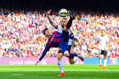 Lionel Messi Photos - FC Barcelona v Valencia CF - La Liga - Zimbio