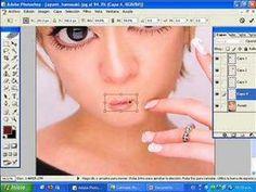Tutorial Photoshop Efecto Manga - YouTube