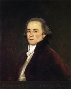 Juan Antonio Melendez Valdes - Francisco de Goya