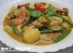 椰汁咖喱雞翼【百吃不厭】Chicken Wings in Curry Coconut Sauce - 簡易食譜: 中西各式家常菜譜