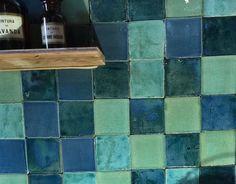 Handmade Square Wall Tiles 100x100