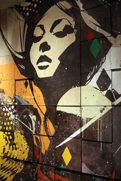 Street Art Online:Volume 15 #streetartonline #urbanartists #graffitiartists…