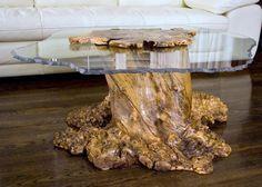 Необычная мебель из корней и коряг, 18-20 век   Достопримечательности мира