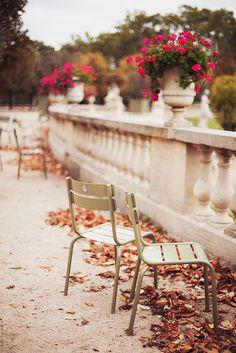 Autumn in Paris, photo by Carin Olsson