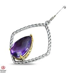Ebay NissoniJewelry presents - Ladies Silver Earrings with Amethyst    Model Number:E7618-SILAMP    http://www.ebay.com/itm/Ladies-Silver-Earrings-with-Amethyst/221877919616
