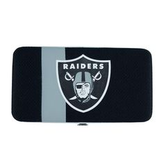 Oakland Raiders NFL Shell Mesh Wallet