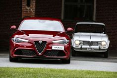 GIULIA new & old