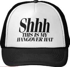 hangover hat Southern Humor, Bourbon, Eagle, Hats, Bourbon Whiskey, Hat, Eagles, The Eagles
