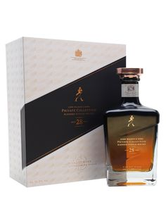 John Walker Private Collection Midnight Blend - 28 Year Old : The Whisky Exchange Vodka, Tequila, Bourbon, John Walker, Blended Whisky, After Dinner Drinks, Wine And Liquor, Malt Whisky, 28 Years Old