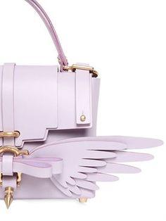 niels peeraer - women - top handles - small wings backpack