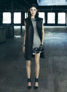 AllSaints Spring 2014: Of Reversal and Rebirth