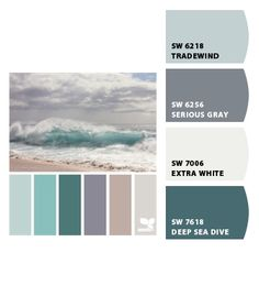Tonal Crash  Paint colors from Chip It! by Sherwin-Williams