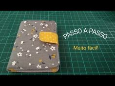Sewing Tutorials, Sewing Projects, Bed Rest Pillow, Patchwork Quilt, Handmade Purses, Fabric Bags, Long Wallet, Diy And Crafts, Zip Around Wallet