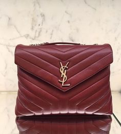 Best Women's Handbags & Bags : Saint Laurent available at Luxury & Vintage Madrid, the world's best selection of contemporary and vintage bags, discover our new arrivals Beautiful Handbags, Beautiful Bags, Ysl Bag, Latest Bags, Fashion Bags, Women's Fashion, Vintage Bags, Cloth Bags, Luxury Bags