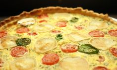 Quiche | KITCHENETTE
