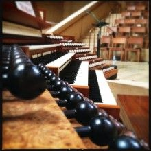 The #Pipe #Organ at #Cathedral of our #Lady of the #Angels