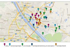 Map, Future, Sustainability, City, Projects, Cards, Maps