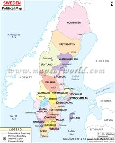 China map displays the international provinces boundaries with political map of sweden illustrates the surrounding countries with international borders 21 counties boundaries with their capitals and the national gumiabroncs Images